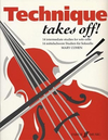 Faber Music Cohen, Mary: Technique Takes Off (cello)