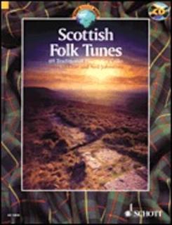 HAL LEONARD McCrae, Kevin: Scottish Folk Tunes-69 Traditional Pieces (cello & CD)