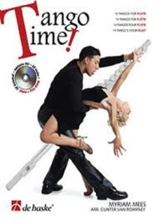 HAL LEONARD Mees, Miriam: Tango Time! 14 Easy Tangos for Cello-Position 1 (cello & CD)
