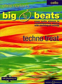 HAL LEONARD Norton, C.: Techno Treat; Big Beats (cello & CD)