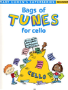 Faber Music Cohen, Mary: Bags of Tunes for Cello-Beginner (cello)