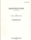 HAL LEONARD Colledge: Shooting Stars (cello)