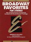 HAL LEONARD Conley, Lloyd: Broadway Favorites for Strings (cello)