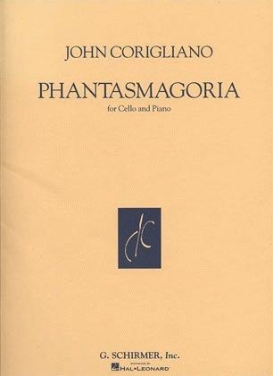 HAL LEONARD Corigliano, John: Phantasmagoria (cello & piano)
