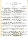 International Music Company Cossman, Bernhard: Studies for Development of Agility of Fingers (cello)