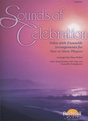HAL LEONARD Pethel, Stan: Sounds of Celebration Vol.1 (Cello)