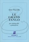 Carl Fischer Piazzolla: Le Grand Tango (cello & piano) Berben