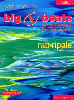 HAL LEONARD Norton, C.: R & B Ripple (cello, chords, & CD)