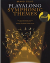 Music Sales Bravo! Cello: Playalong Symphonic Themes (violin & CD)