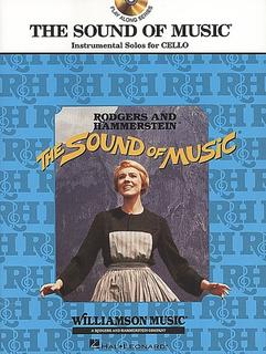HAL LEONARD Rodgers & Hammerstein: Sound of Music (cello & CD)