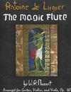 Carl Fischer Lhoyer, Antoine de (arr): SCORE The Magic Flute (guitar, violin, viola)