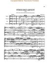 HAL LEONARD Beethoven, L.van (Mies, ed.): String Quartets, Op.59, 74, and 95, urtext (score)