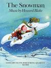 HAL LEONARD Blake, H.: (Score) The Snowman - Concert Suite for String Quartet (string quartet)