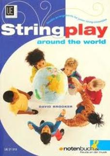 Carl Fischer Brooker, D: Stringplay Around the World (violin, Viola, Cello, Piano)