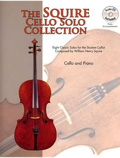 Carl Fischer Squire, W.H.: At Morn (cello & piano with CD accompaniment)