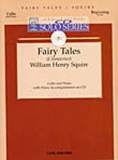 Carl Fischer Squire, W.H.: Fairy Tales (cello & piano with CD accompaniment)