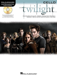 HAL LEONARD Twilight (Cello & CD)
