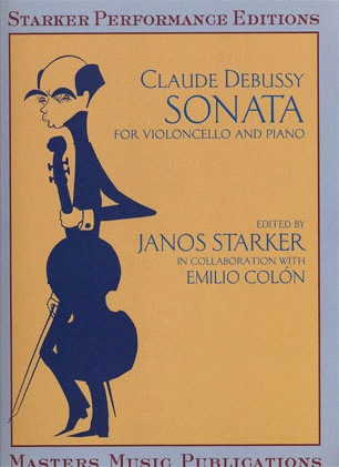 LudwigMasters Debussy, Claude (Starker): Sonata for Cello & Piano