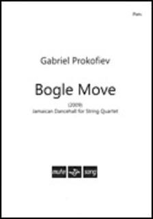HAL LEONARD Prokofiev: Bogle Move (Jamaican Dancehall for String Quartet)