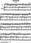 HAL LEONARD Bach, J.S. (Eppstein, ed.): Flute Sonatas, Vol. 2, urtext (flute, cello, and piano)