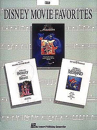 HAL LEONARD Disney Movie Favorites for Cello