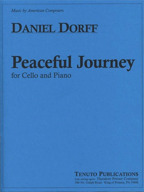 Carl Fischer Dorff, Daniel: Peaceful Journey (Cello & Piano)