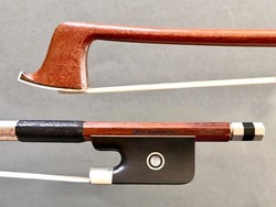 ERNST HEINRICH ROTH viola bow,  nickel, GERMANY