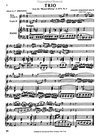 International Music Company Bach, J.S.: Sonata in C minor from the Musical Offering (flute, violin & piano) or (two violins & piano)