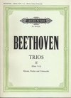 Beethoven, L.van: Piano Trios, Vol. 2 (violin, cello, piano)