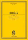 HAL LEONARD Dvorak, Antonin: STUDY SCORE String Quintet Op.77