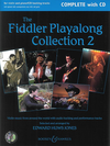 HAL LEONARD Jones, E. H. (arr.): The Fiddler Playalong Collection 2 (2 violins, chords, piano, and CD)