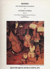 LudwigMasters Dvorak, Antonin (Sourek): Rondo in g Op.94 (cello & piano)