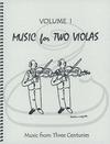 Last Resort Music Publishing Kelley: Music for Two Violas, Vol.1 (2 violas) Last Resort
