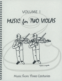 Last Resort Music Publishing Kelley: Music for Two Violas, Vol.1 (2 violas) Last Resort