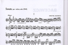 Carl Fischer Bacewicz, Grazyna: Sonata 1941 (violin solo)