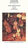 LudwigMasters Bach, J.S.: Sarabande (violin & piano)