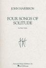 HAL LEONARD Harbison, John: Four Songs of Solitude for Solo Violin