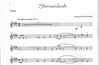 Carl Fischer Harris, Ron: Folk Songs for Violin (violin & piano)