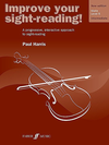 Alfred Music Harris, Paul: Improve Your Sight-Reading! Grade 5 (violin)