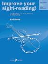 Alfred Music Harris, Paul: Improve Your Sight-Reading! Grade 1 (violin)