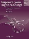 Alfred Music Harris, Paul: Improve Your Sight-Reading! Grade 4 (violin)