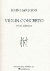 HAL LEONARD Harbison, John: Violin Concerto