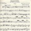 Haydn, F.J.: Violin Concerto #2 in Bb (violin & piano)