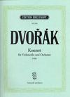 Dvorak, Antonin: Concerto in A major (cello & piano)