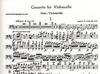 HAL LEONARD Dvorak, Antonin: Concerto Op.104 (cello & piano)
