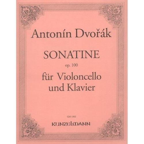 Dvorak, Antonin: Sonatina (cello & piano)