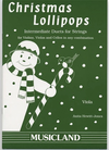 Hewitt-Jones: Christmas Lollipops - Intermediate Duets (2 violas)