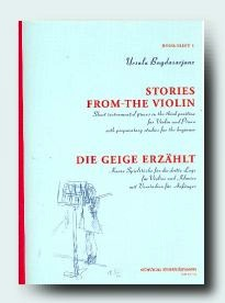 Bagdasarjanz: New Method Vol.1 ''Stories from the Violin''(violin & piano)