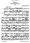 Haydn, F.J.: Violin Concerto in G major Hob: VIIa: 4*(violin & piano)