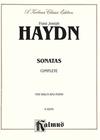 Alfred Music Haydn, F.J.: Violin Sonatas (violin & piano)